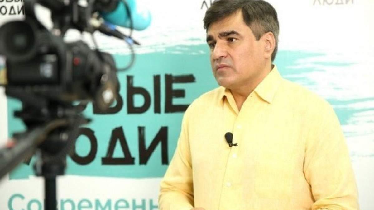 Засновник партії Нові люди Олексій Нечаєв