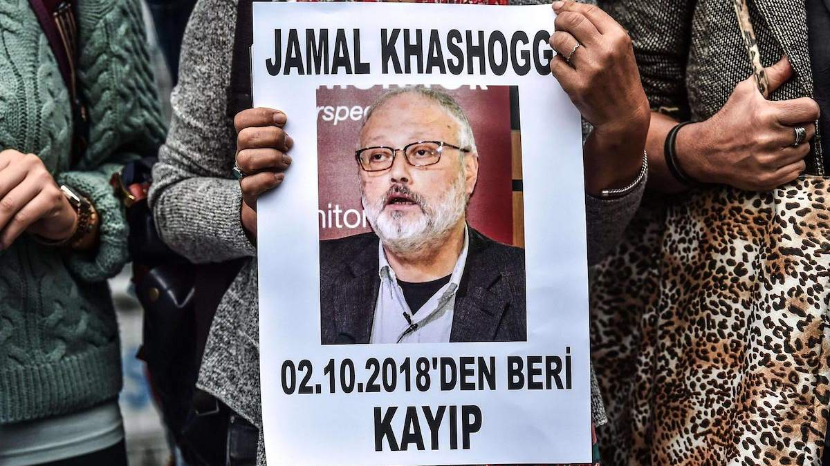Вбивство Хашоггі: США розсекретили звіт розвідки та ввели санкції