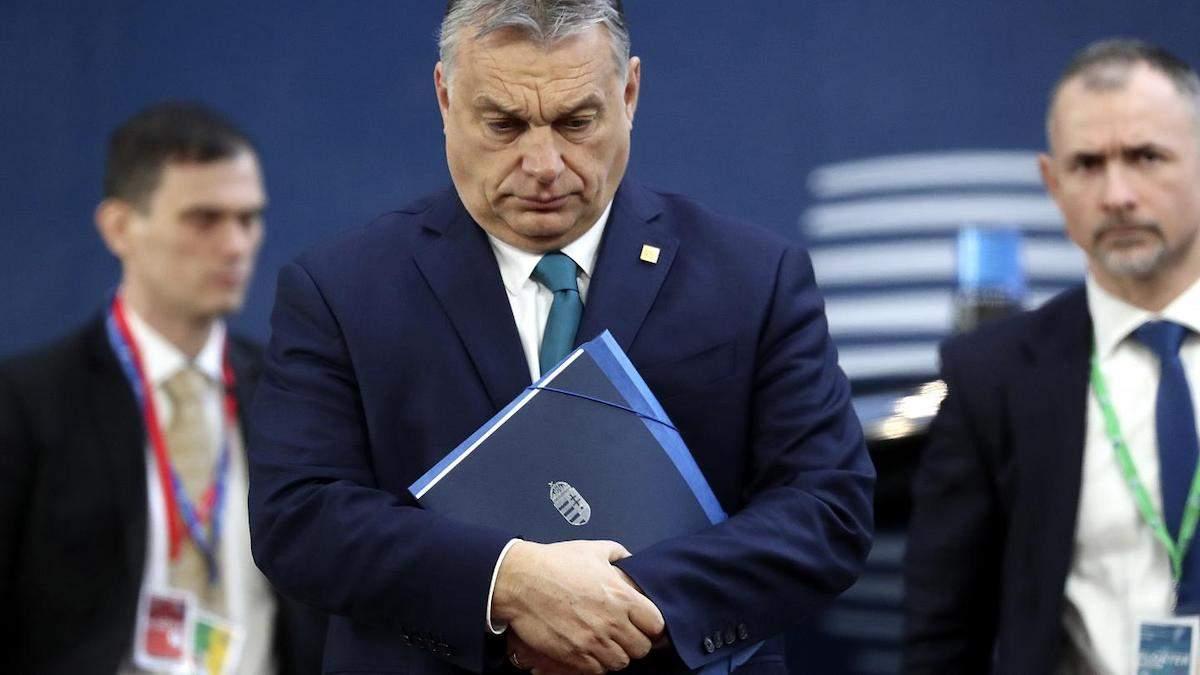 Наибольшая группа Европарламента готовится выгнать партию Орбана – СМИ