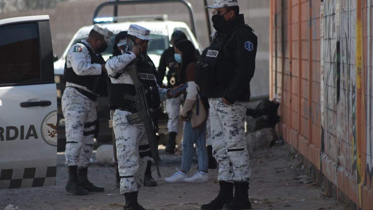У Мексиці трапилася масова стрілянина: 10 людей загинули