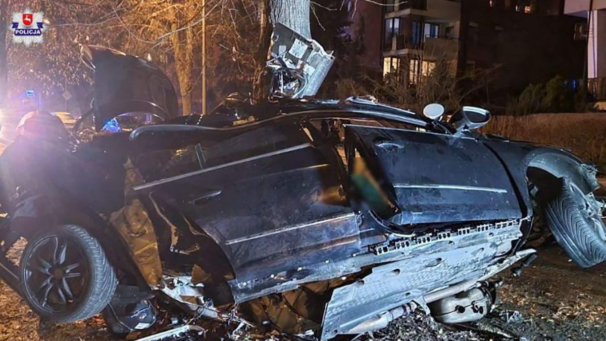 ДТП у Польщі 27.02.2021: 2 українці загинули - фото та відео