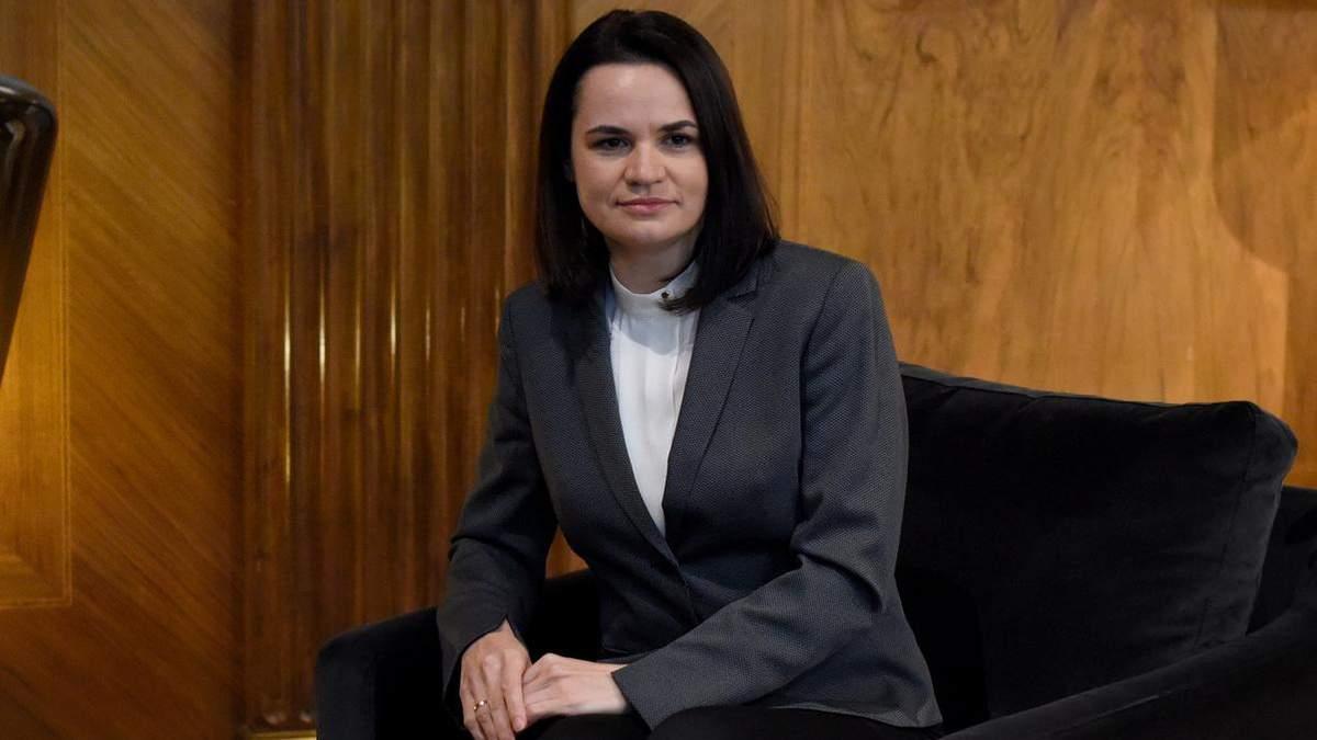 Весной 2021 Лукашенко уйдет, - Тихановская