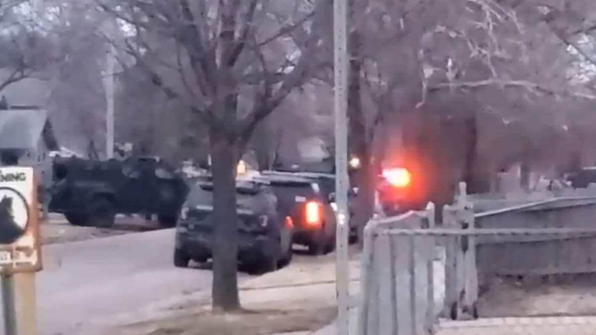 В США трое полицейских подорвались в пустом доме