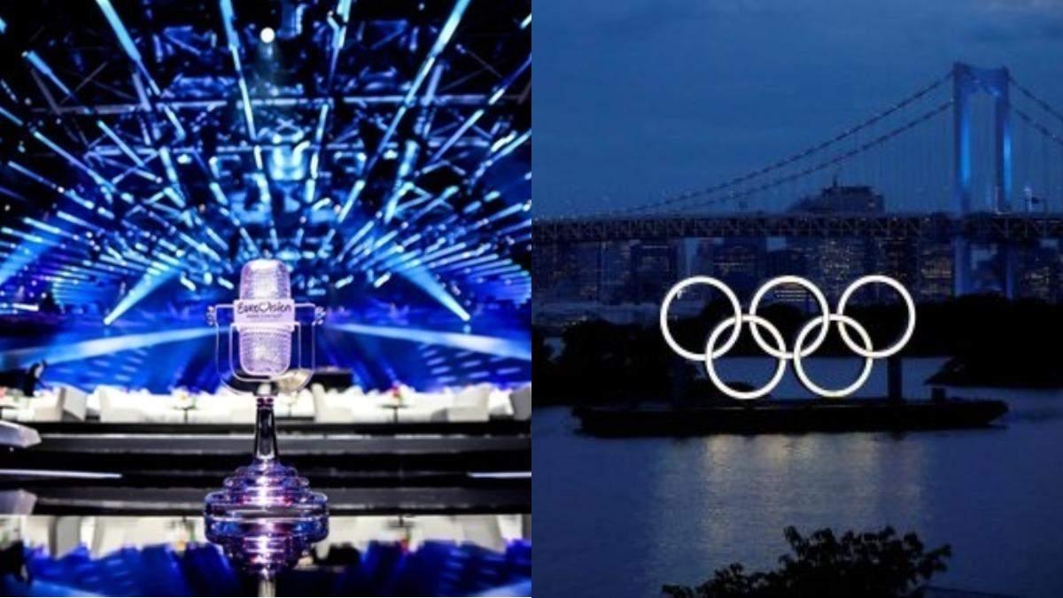 Проведення Євробачення та Олімпіади під загрозою