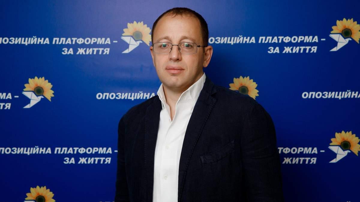 Представитель ОПЗЖ Гуфман во время сессии Днепропетровского облсовета заговорил на восточно-украинском: видео