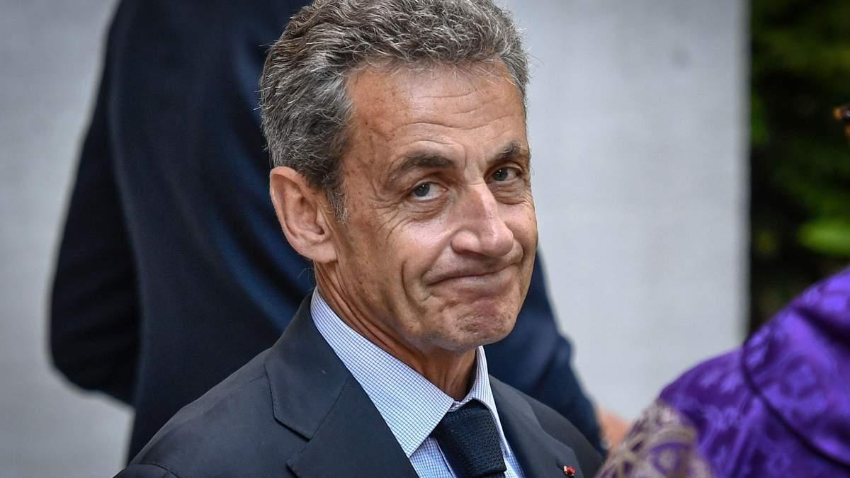Саркози признали виновным в коррупции: его отправят за решетку