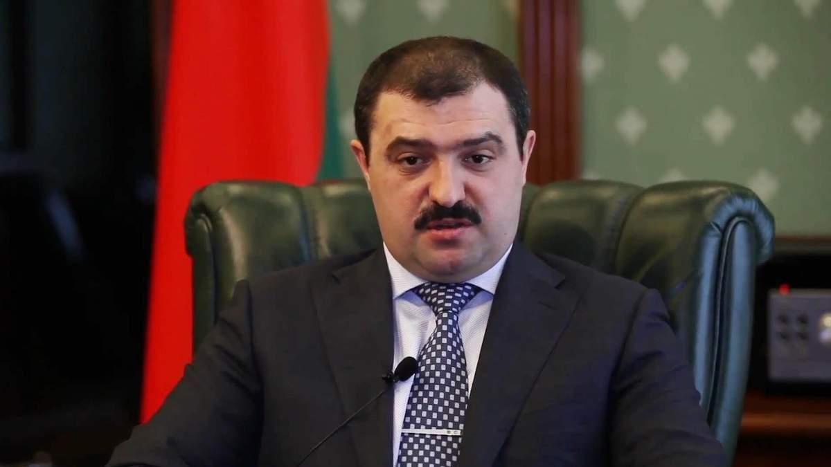 Лукашенко присвоїв сину Віктору звання генерал-майора запасу