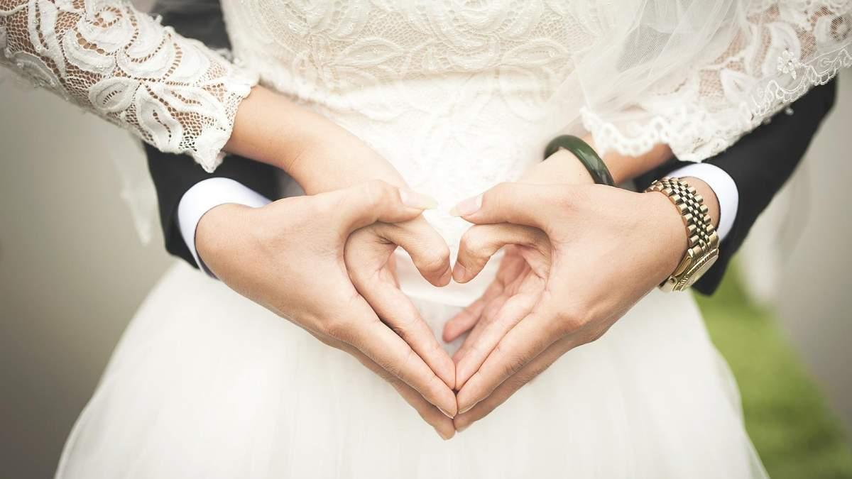 У Києві розповіли у якому районі найбільше одружуються