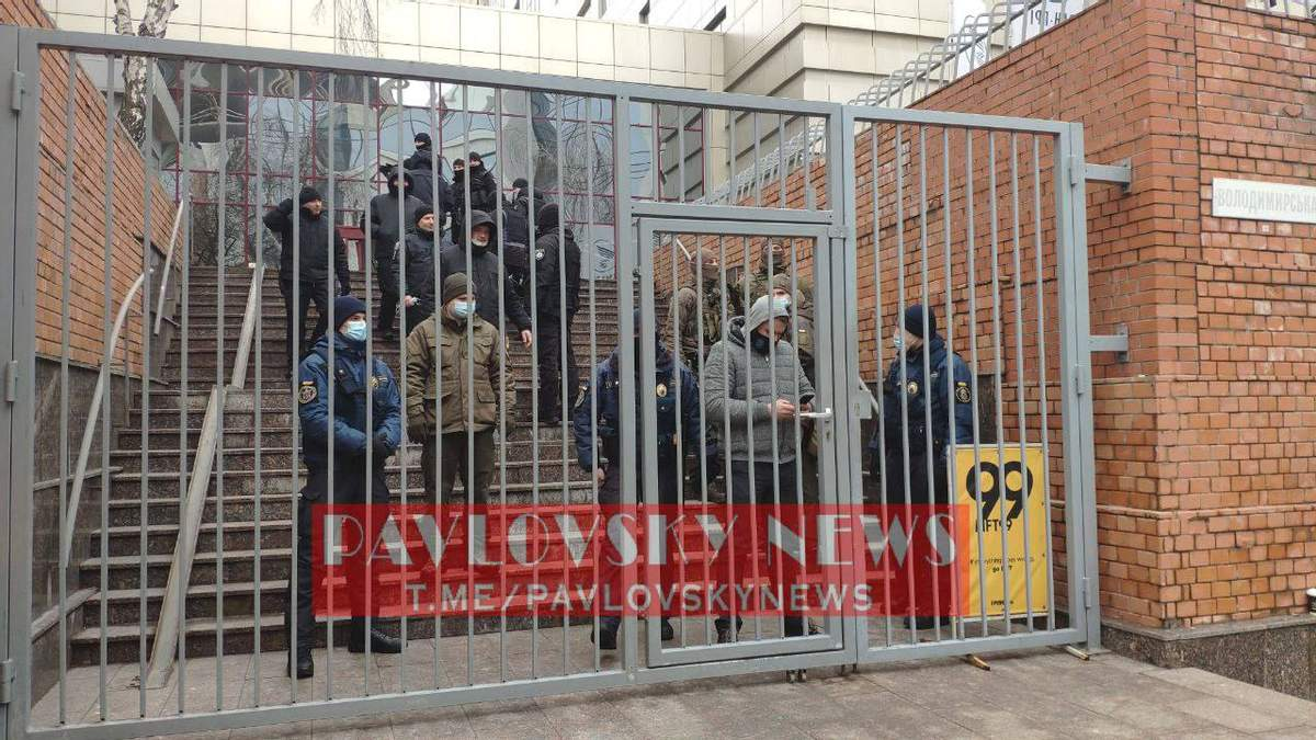 Пропагандисти Медведчука хотіли побідкатися Європі на утиск