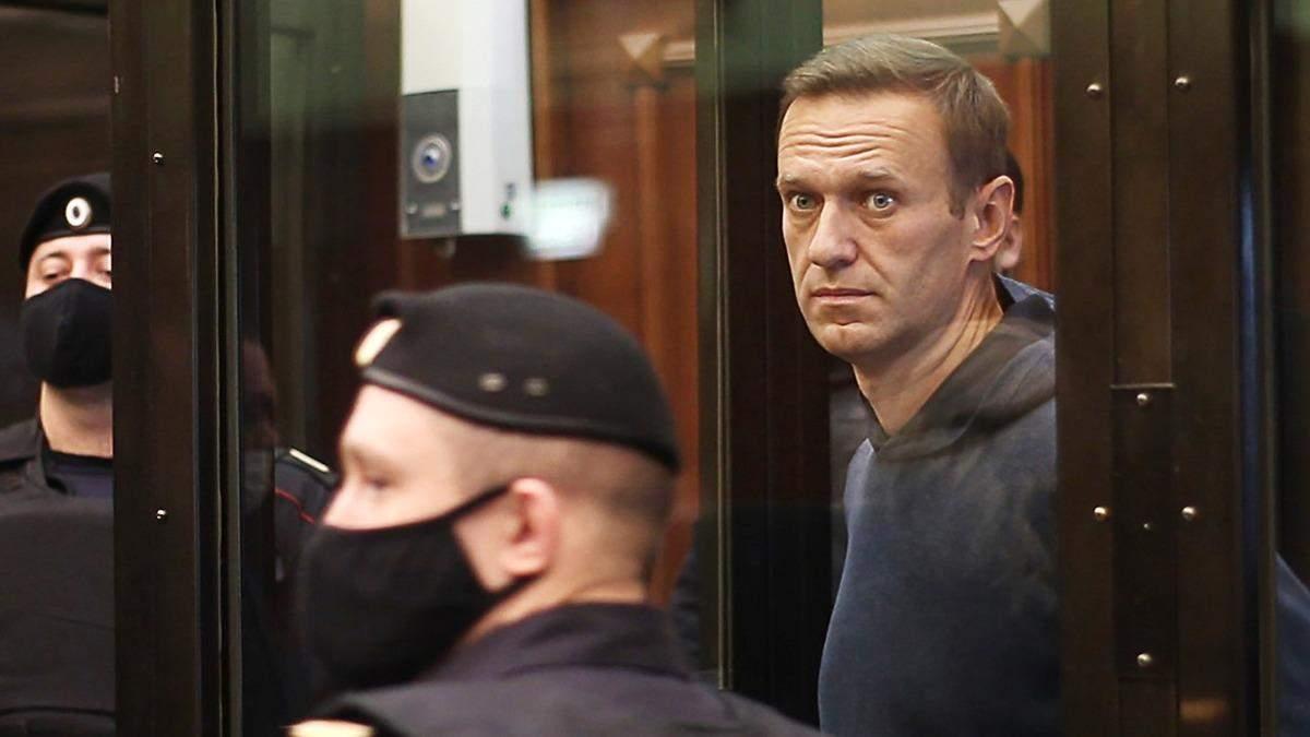 ЕС применил санкции против чиновников России через Навального