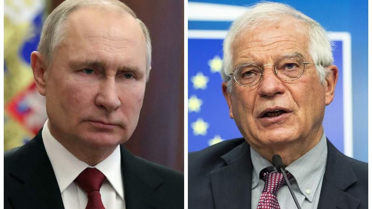 Боррелий осудил Россию в дискредитации западных вакцин