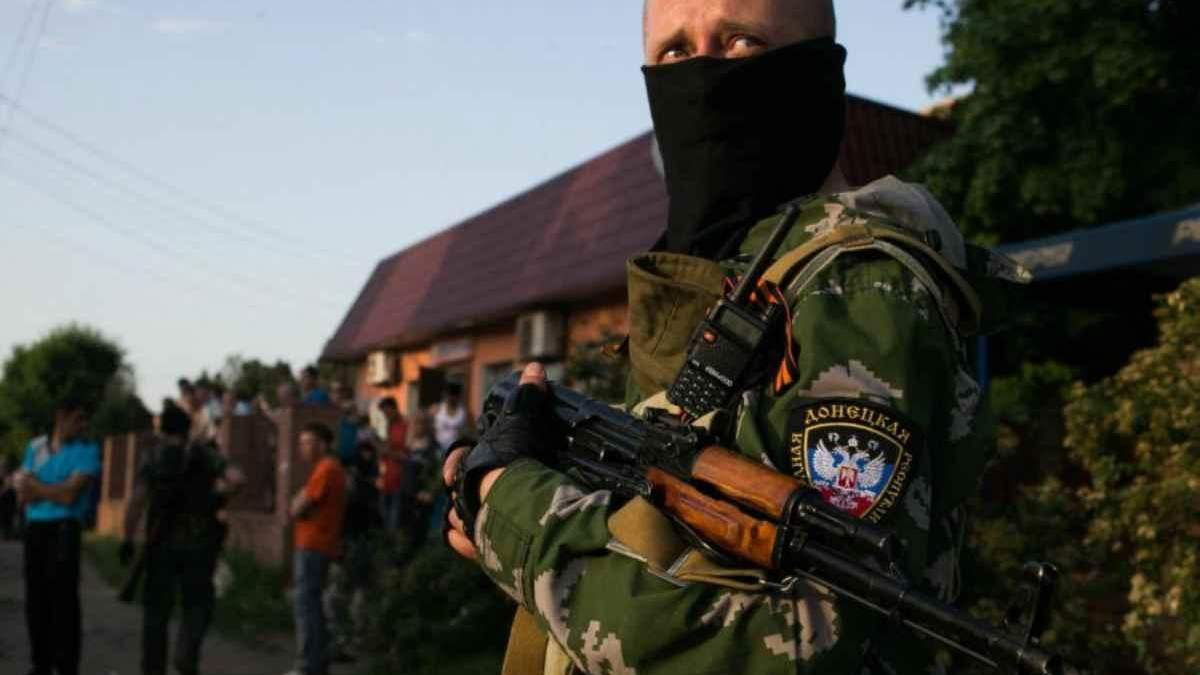 Боевики в Донбассе заявили, что выходят из перемирия: также разрешили себе открывать предупредительный огонь