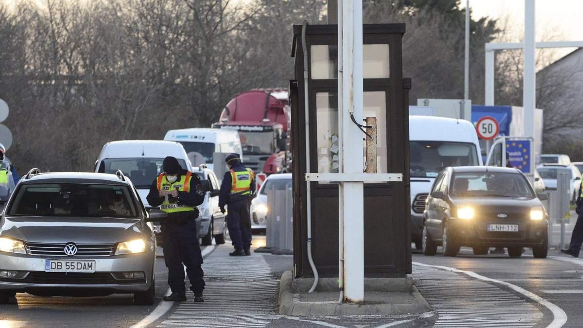 Угорщина скасувала обмеження на в'їзд з низки країн:  України - теж