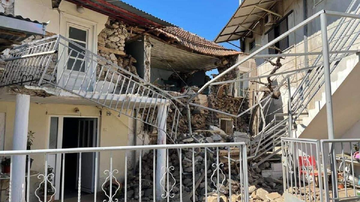 Грецію сколихнув землетрус 3 березня 2021: фото і відео наслідків
