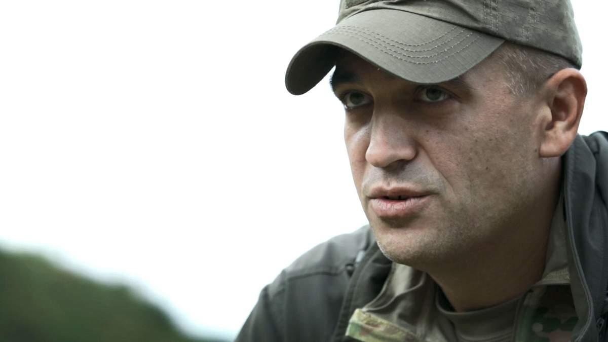 Заснував стрілецький клуб: історія десантника Володимира Ратушняка