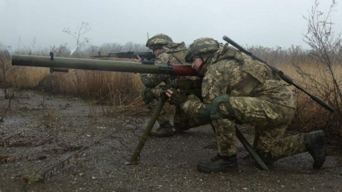 Грубі порушення бойовиків: в ООС кажуть про зрив перемир'я на Донбасі