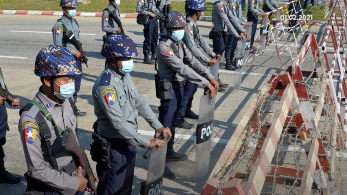 Протести у М'янмі 3 березня: силовики розстріляли 34 людини