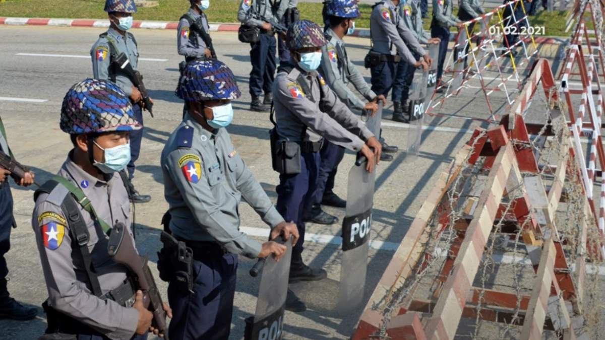 Протесты в Мьянме 3 марта: силовики расстреляли 34 человека