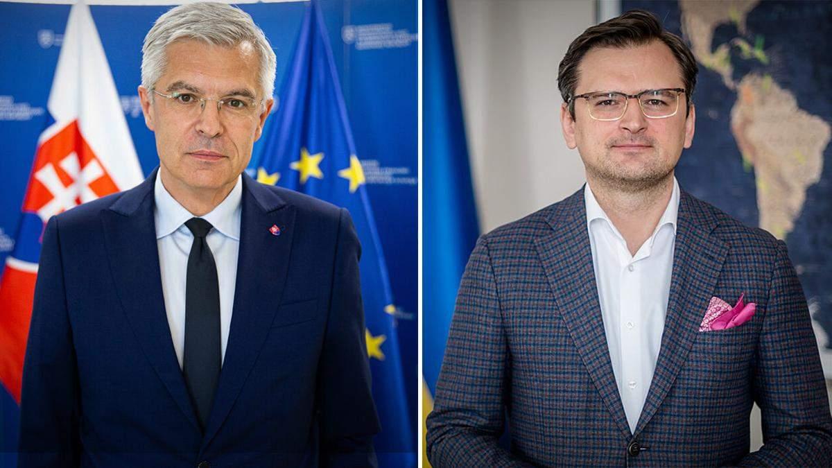 МЗС Словаччини вибачилося перед Україною за жарт прем'єра
