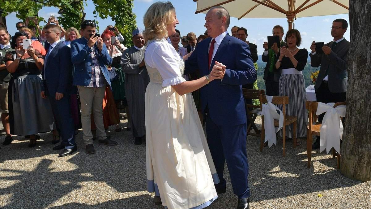 Кнайсль, яка танцювала з Путіним, висунули до ради директорів Роснефти