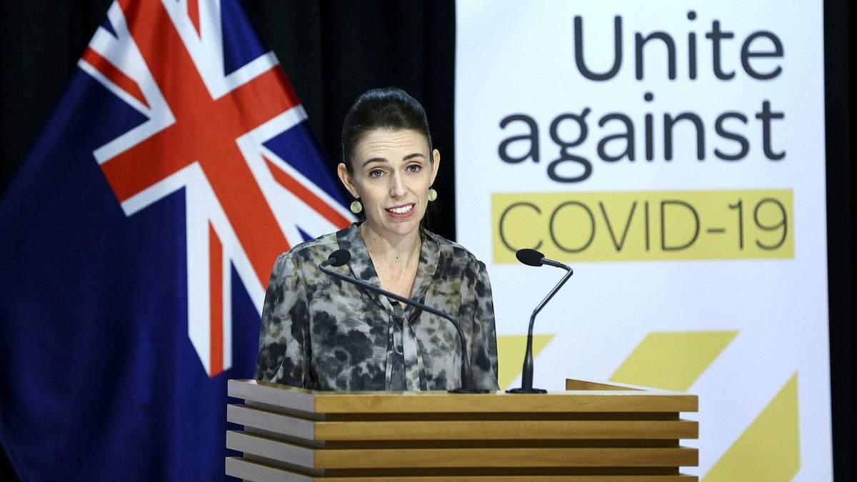 Нова Зеландія - одна з тих країн, де обрали шлях знищення вірусу