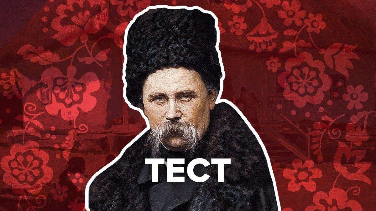 Смог ли бы Тарас Шевченко стать твоим другом: литературный тест