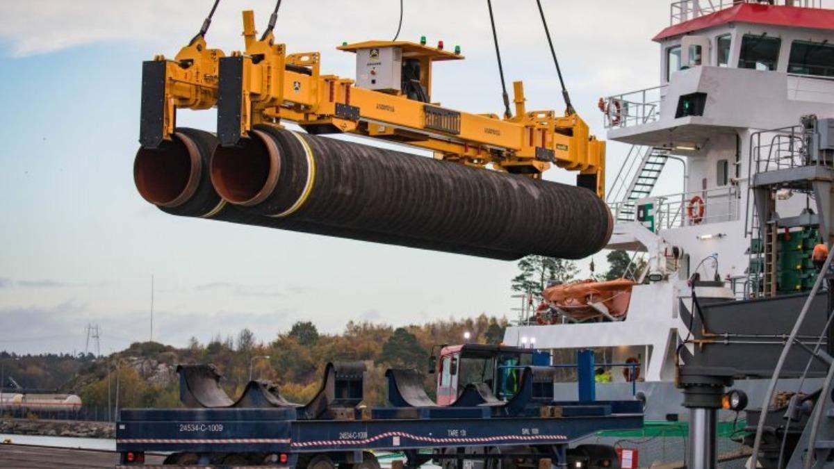 Будівництво Північного потоку – 2 відклали: нова дата