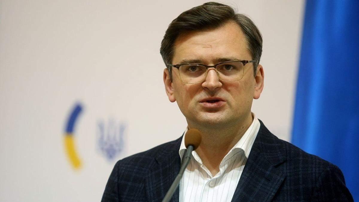 Реакция была бы крайне жесткой, - Кулеба о шутке словацкого премьера