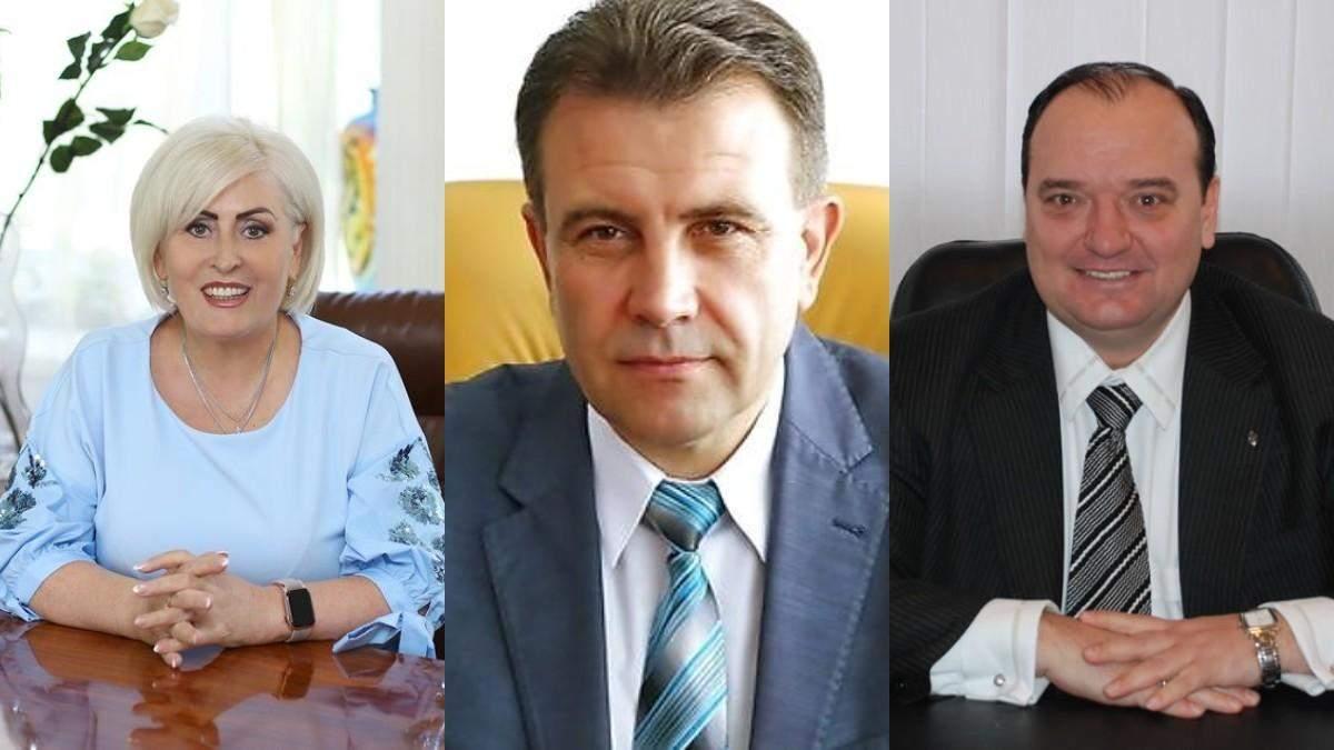 Неля Штепа Валерій Гнатенко Володимир Струк