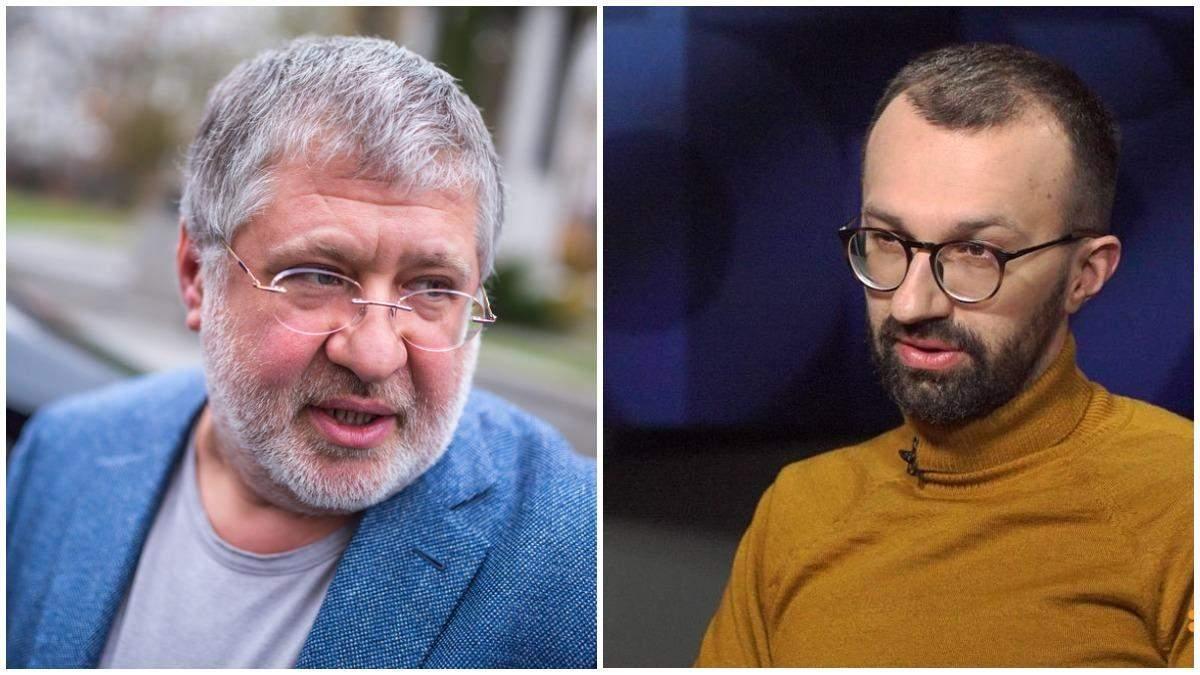 Коломойский в черном списке, - Лещенко назвал последствия санкций США