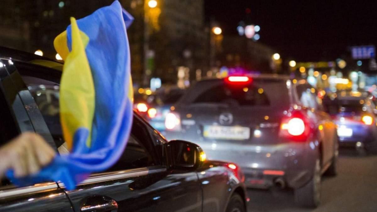 Вирок учасниками автопробігу до Межигір'я: судді Майдану хочуть до ВРП