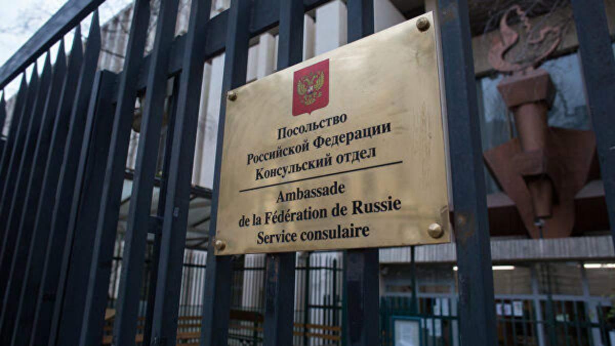 Франція та Росія обмінялись висилками дипломатів через шпигунство
