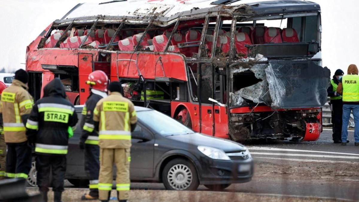 Пострадавшие в ДТП в Польше рассказали о трагедии