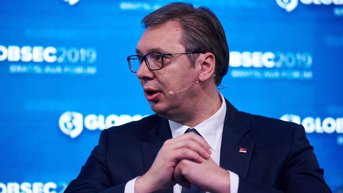 Скандал в Сербии с прослушкой президента: оказалось, что причастно МВД