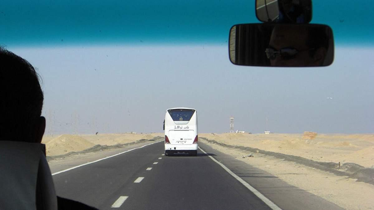 В Египте 06.03.2021 грузовик влетел в автобус: есть погибшие