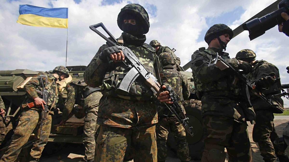 Україна готова до повноцінного вторгнення Росії