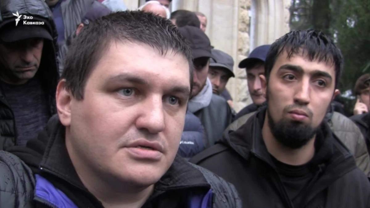 Воював на Донбасі: в окупованій Абхазії затримали героя бойовиків