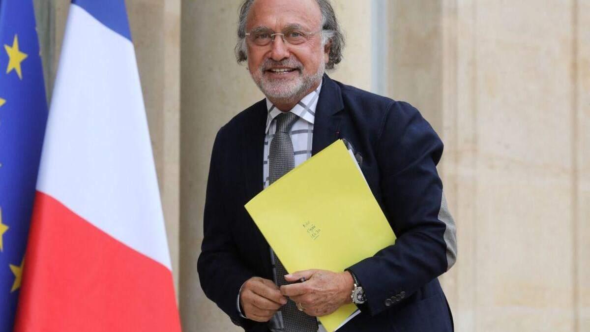 Оливье Дассо погиб в авиакатастрофе 7 марта 2021