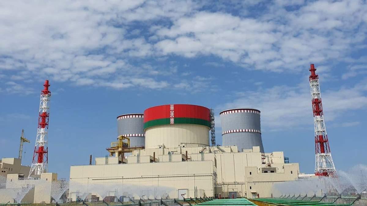 Перший енергоблок Білоруської АЕС знов запустили