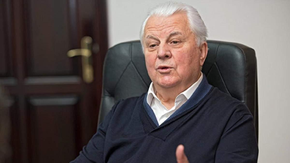 Кравчук озвучил сценарий, при котором Украина могла остаться в СССР
