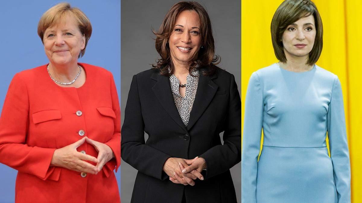 Какими странами мира и правительствами руководят женщины в 2021