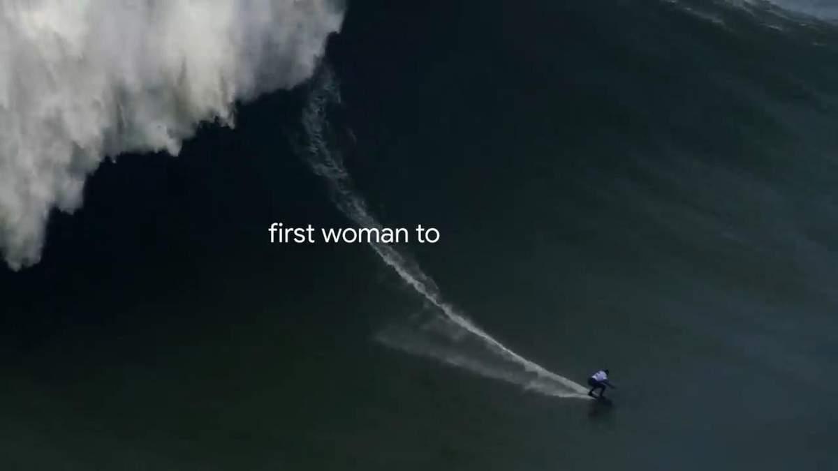 Google показал мотивирующее видео об успешных женщинах
