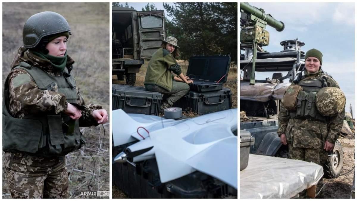 Женщины в армии: силовики рассказали о гендерном равенстве