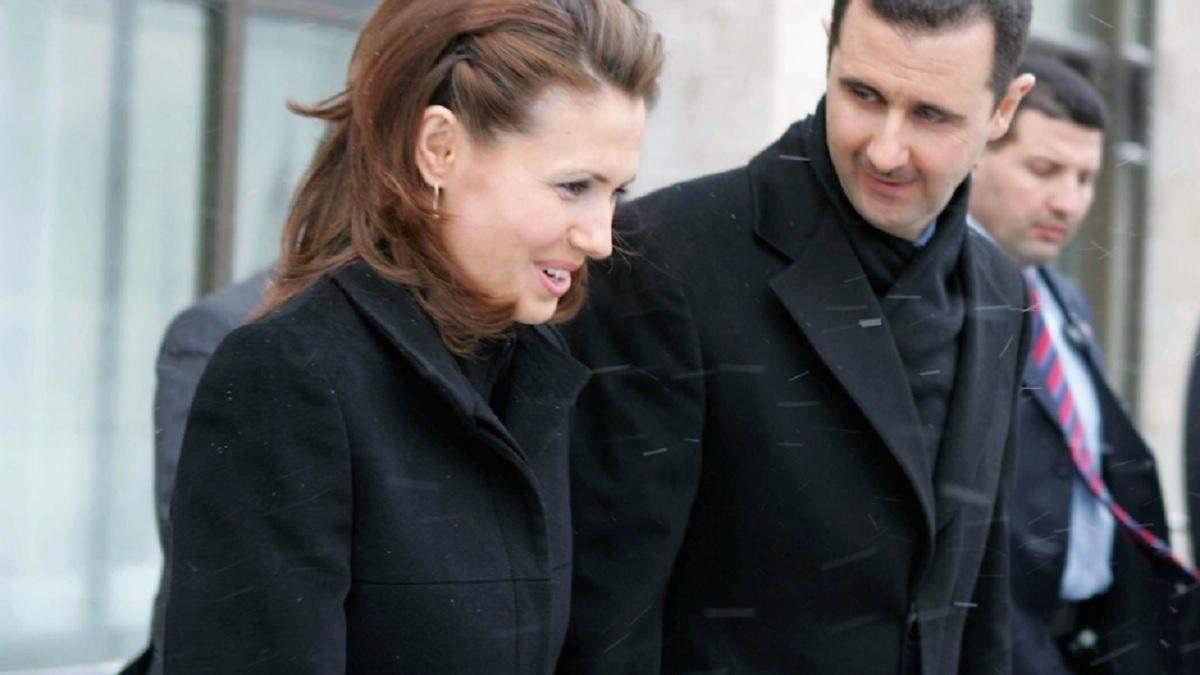 Сирийский диктатор Башар Асад заразился коронавируса