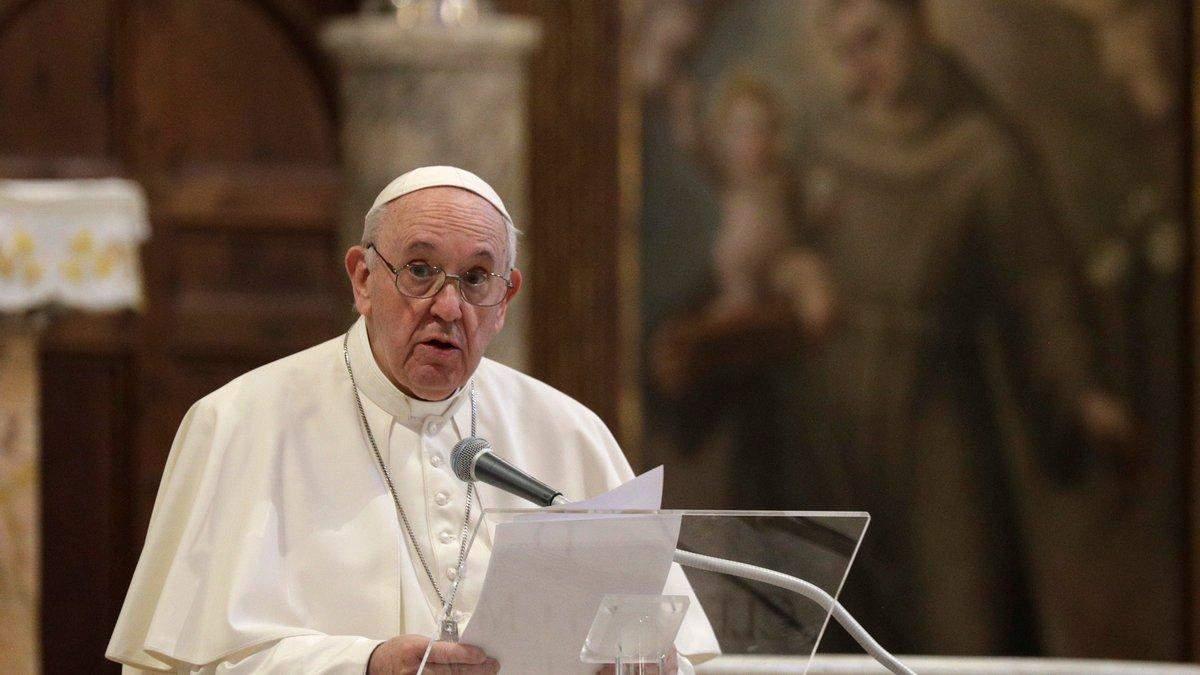 Нам важлива дорога до братерства, – Папа Франциск