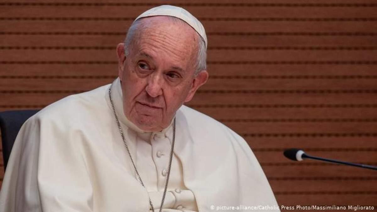 Після Іраку – до Лівану, – папа Франциск пообіцяв нову подорож