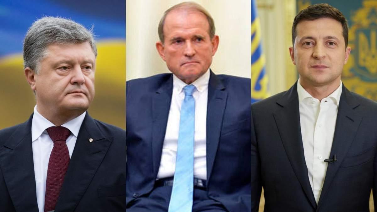 Як санкції РНБО розпалили вогонь між Зеленським та Порошенком