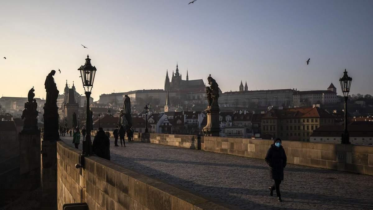 Вперше за 70 років: у Чехії зафіксували рекордну смертність -