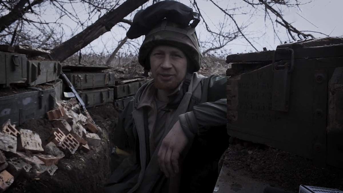 Писав вірші на фронті: спогади ветерана Юрка Вовкогона