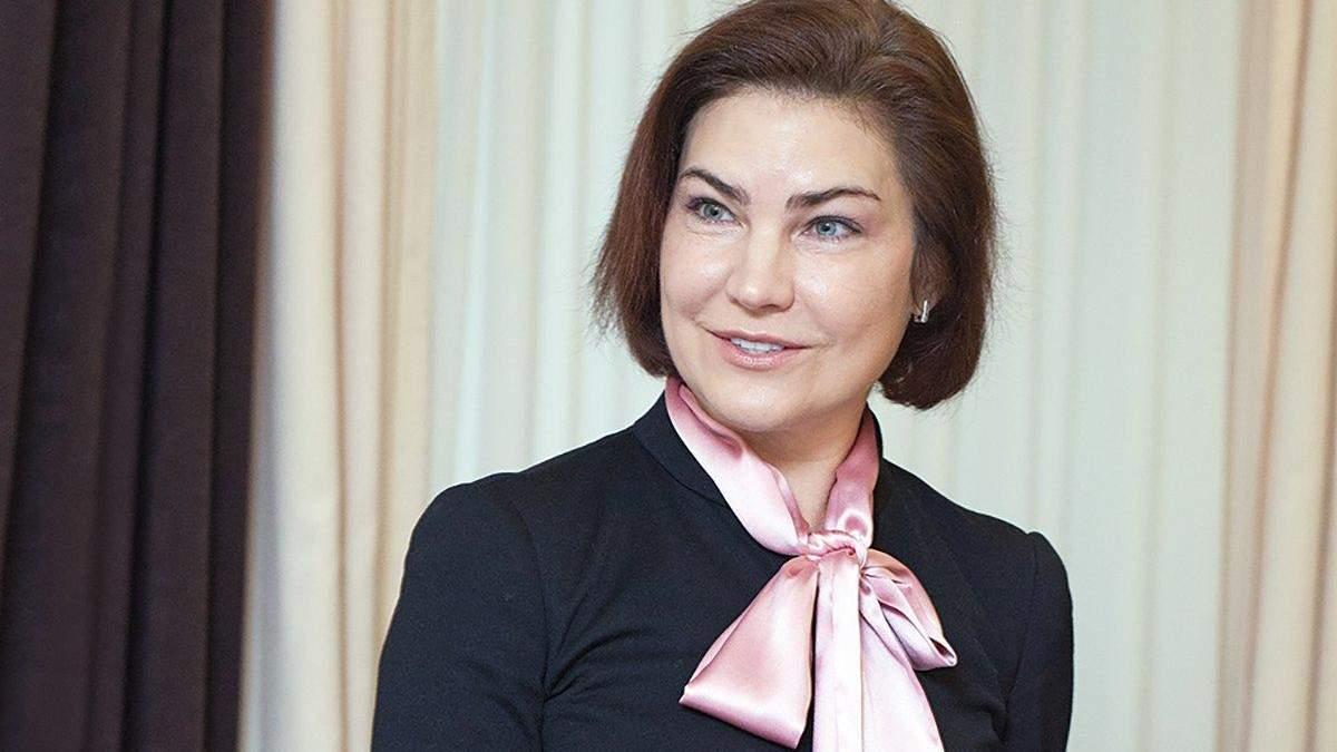 Венедиктова проигнорировала требование ВАКС о по делу Татарова